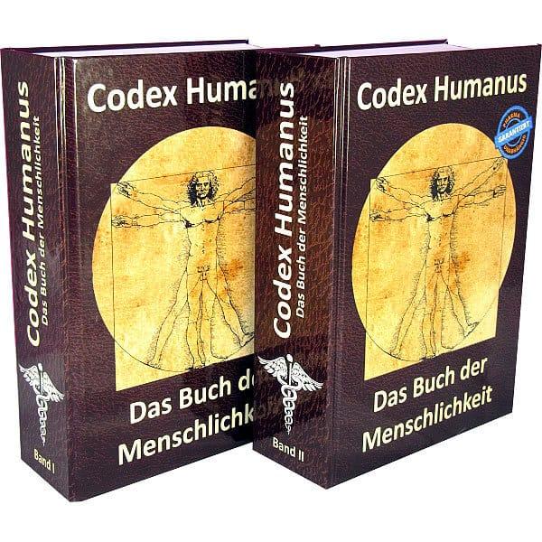 Codex Humanus – das Buch der Menschlichkeit, Band 1 und 2