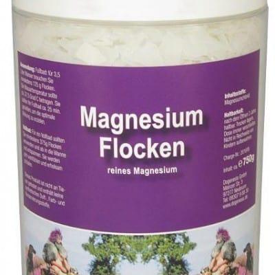 Magnesium-Flocken reines Magnesium