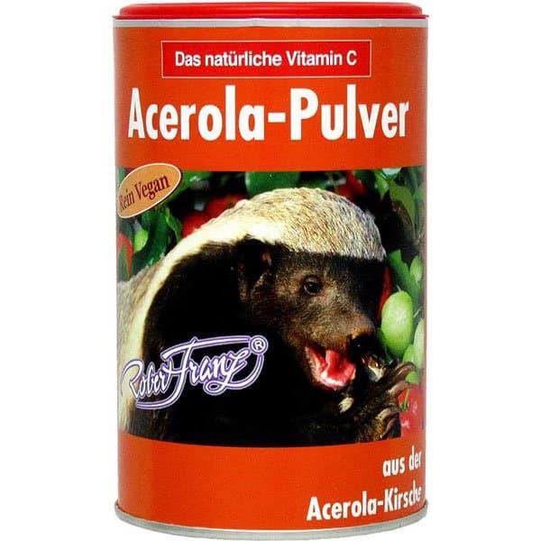 Vitamin C Acerola Pulver, Robert Franz