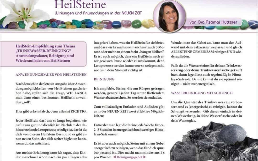 MYSTIKUM 09/17: HeilSteine – Wirkungen und Anwendungen in der NEUEN ZEIT