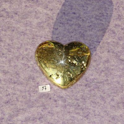 Pyrit-Herz Nr. 54